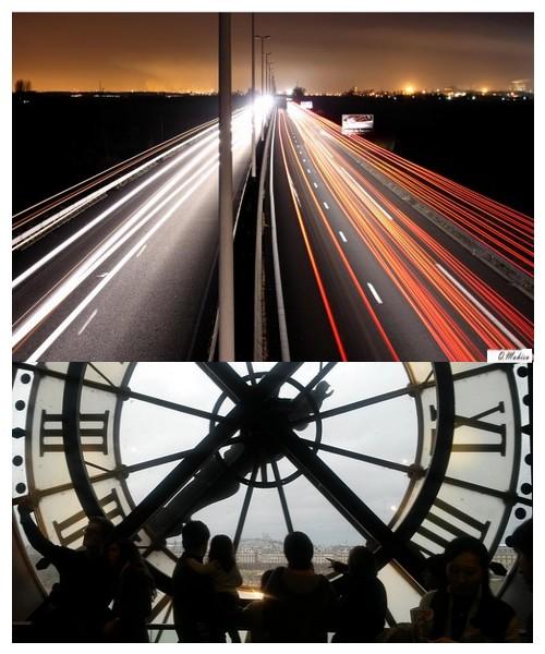 Masse, temps, énergie, temps perçu