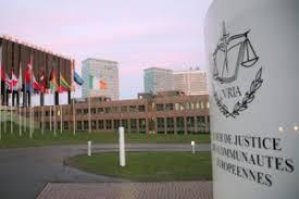 """Résultat de recherche d'images pour """"cour de justice européenne"""""""
