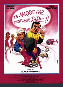 BOX OFFICE FRANCE 1982 TE MARRE PAS C'EST POUR RIRE