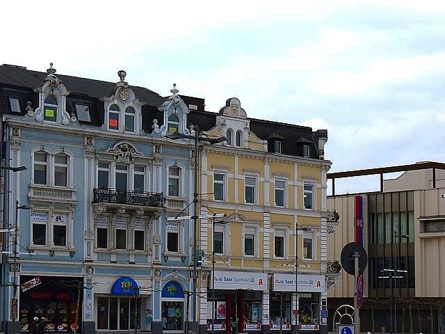 Sarrelouis en Allemagne - Marc de Metz 2012 8