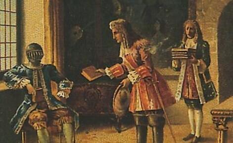 LOUIS XVII, 1789