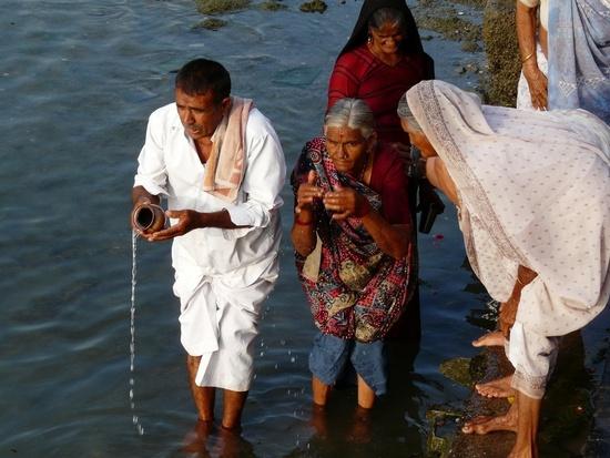 séance de purification