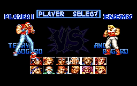 Fatal Fury Special ss