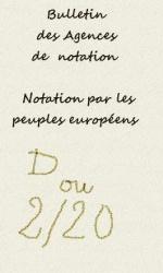 MOODY'S supprime le triple A de la France  et alors ?