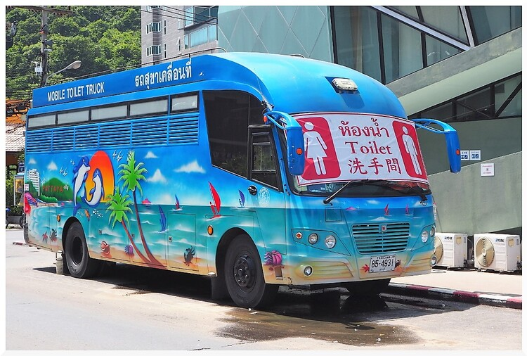 Pattaya. Départ vers les Iles.