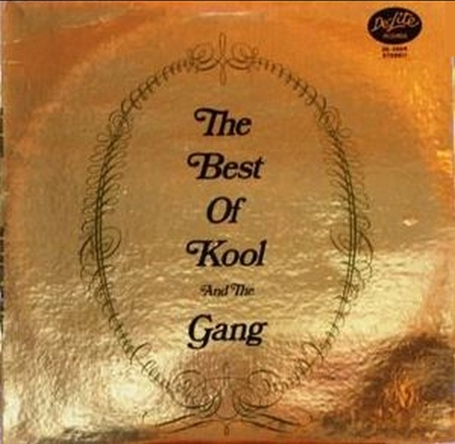 "Kool & The Gang : Album "" The Best Of Kool & The Gang "" De-Lite Records DEP-2009 [ US ]"