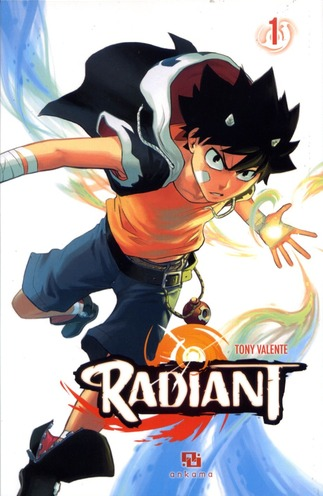 Radiant 1 édition Simple - Ankama Manga - Manga Sanctuary