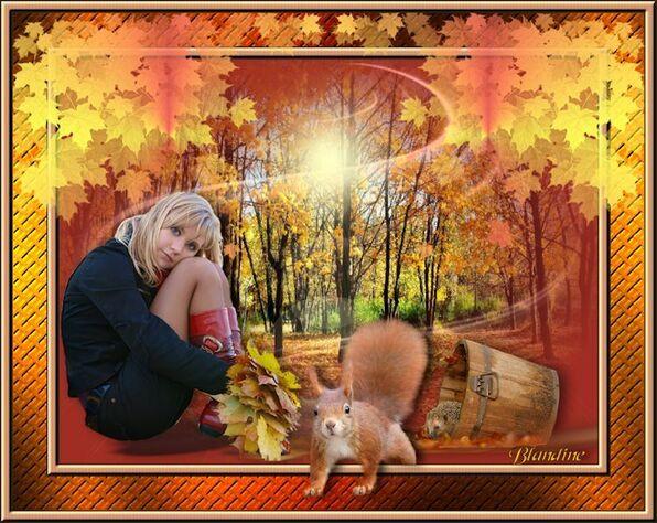 Agréable automne