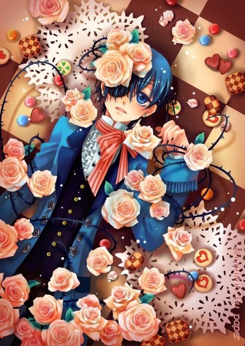 Kuroshitsuji (Black Butler):Images