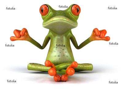 être zen!!!!