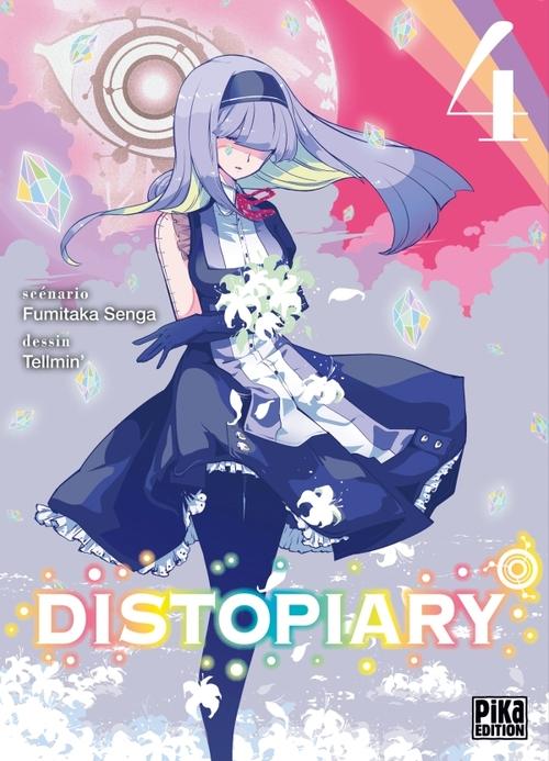 Distopiary - Tome 04 - Fumitaka Senga & Tellmin'