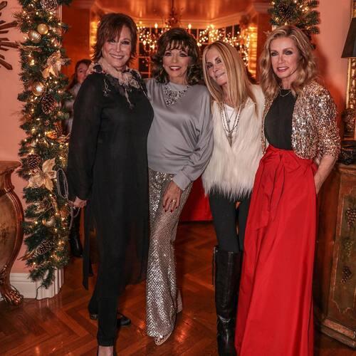 Le Noël 2016 de Donna Mills.
