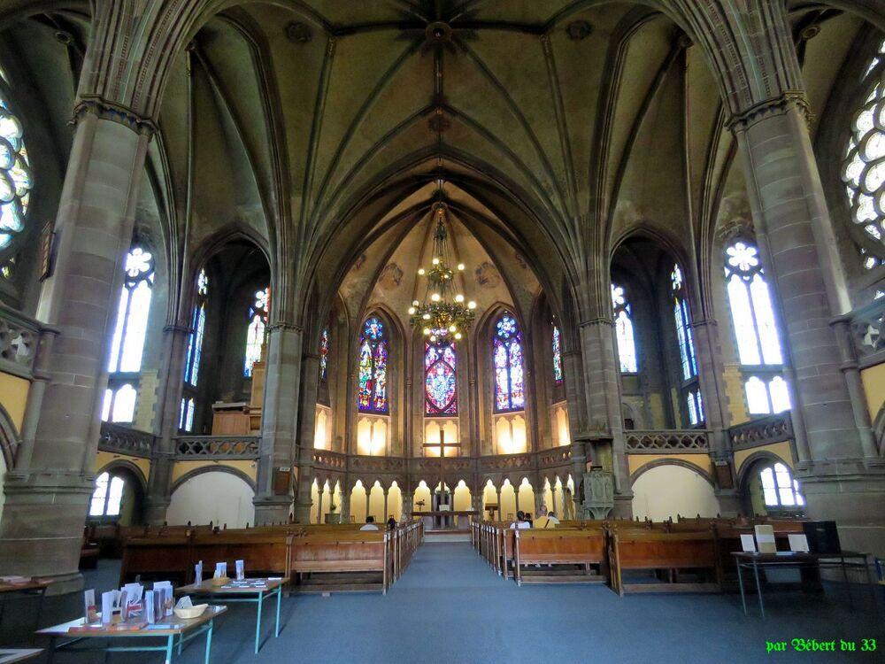 une église à Strasbourg - 5