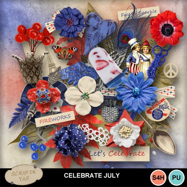Celebrate July... 1 juillet / july 1st Pv0129