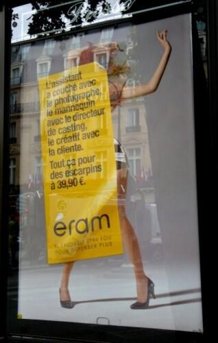 affiche Eram 2