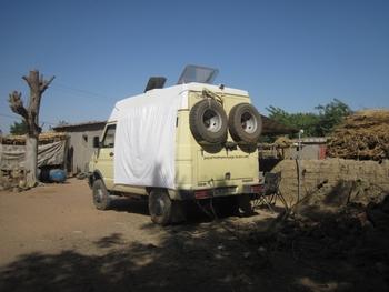 Bomborakuy chez Ouramou