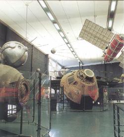 Le musée de l'air et l'espace du Bourget