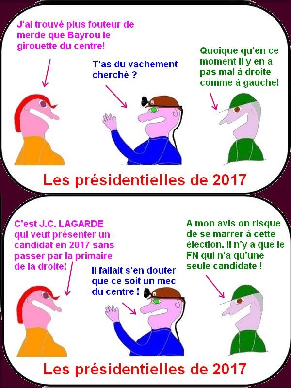 Tandis que la droite et le centre se déchirent Hollande prépare sa candidature en finesse?