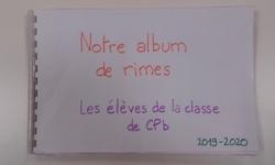 L'album de rimes des CPb
