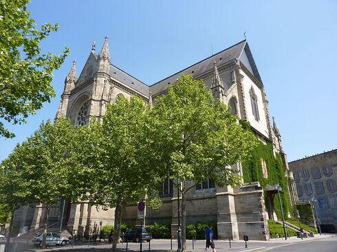 Image illustrative de l'article Basilique Notre-Dame-de-Bonne-Nouvelle de Rennes