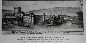 LES REMPARTS DE PONT-DE-L'ARCHE (Eure)