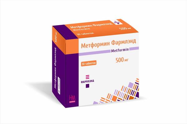 Таблетки от сахара метформин 850