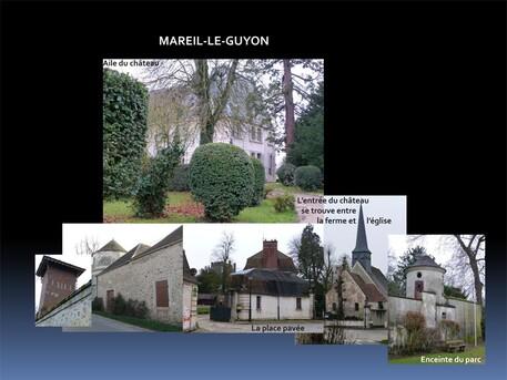 Le château de Mareil-le-Guyon