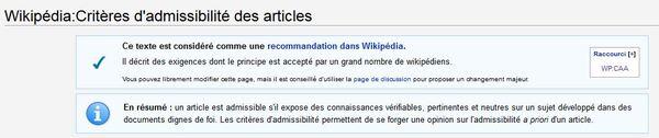 Wikipédia / Fonctionnement : les bases de la contribution - BeWP ! (3/5)