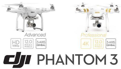 Drones Phantom: La mejor opción para drones profesionales