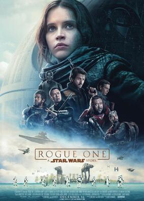 A Star Wars story : Rogue One
