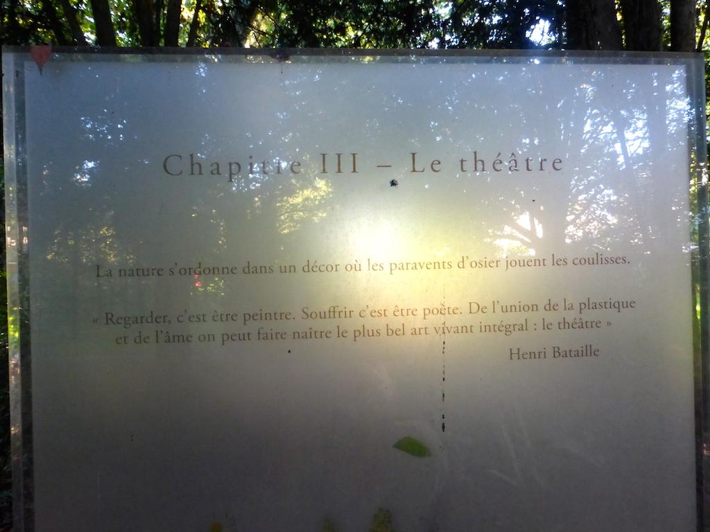 Manoir de la Tour, parc littéraire 3: le Roman.