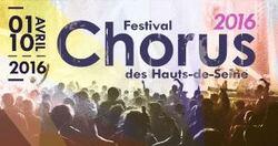 Le Festival Chorus : une sortie musicale entre amis à Paris
