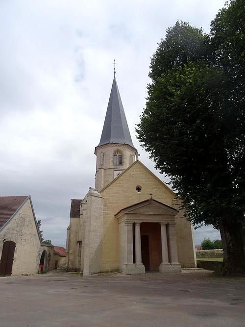 L'église de Fontaine en Duesmois