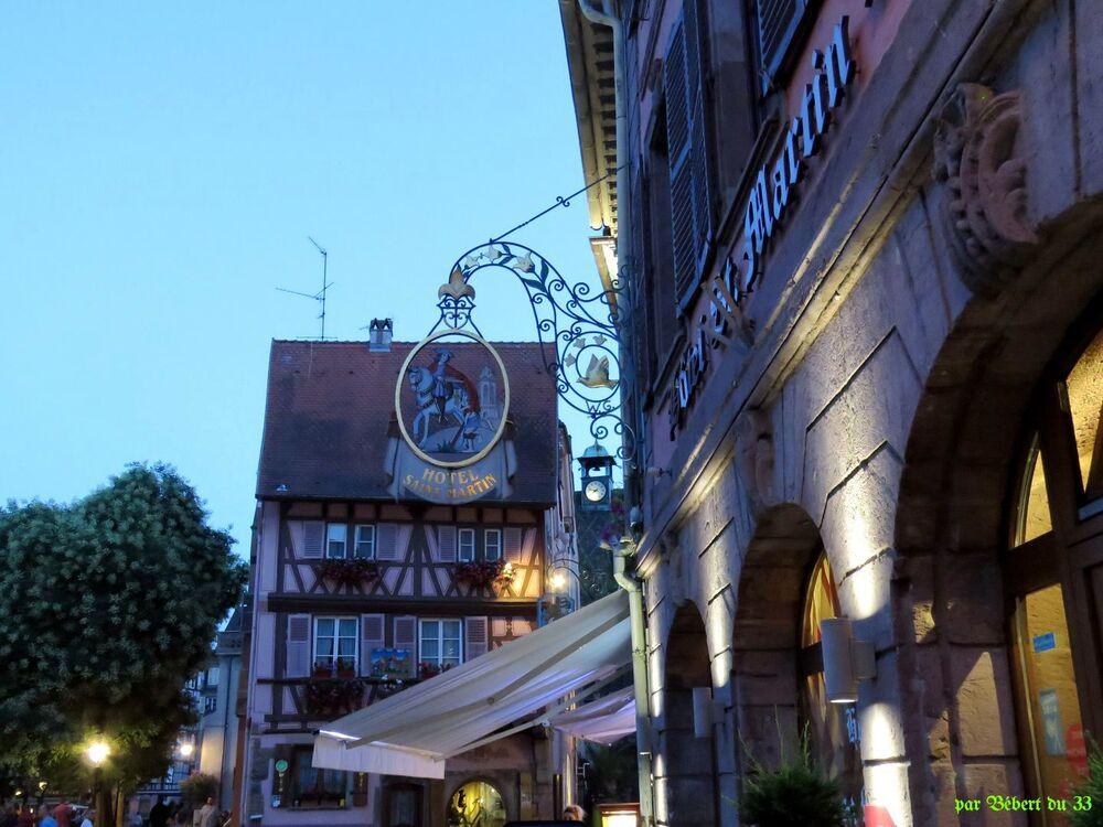 le soir à Colmar - 7