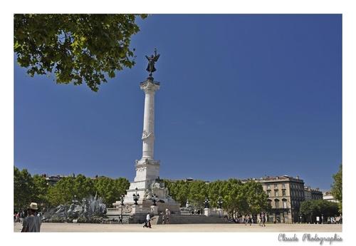 Il y avait Paris au mois d'Août...Maintenant il y a Bordeaux au mois d'Août...