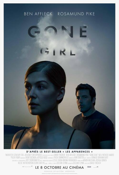 "Bonsoir à l'honneur : "" Gone girl """