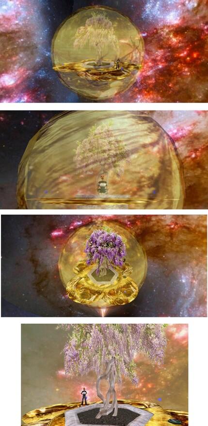 Arbre Cosmique