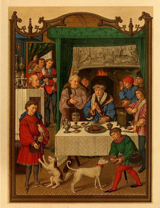 Santoral de Enero-Lamina 1-Les évangiles des dimanches et fêtes de l'année –Vol 1- 1864- Leon Curmer:
