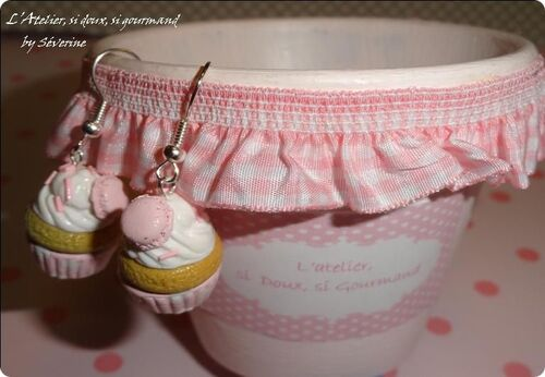 Cupcake, so girly...