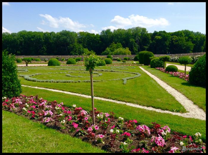 Chenonceau - Le parc