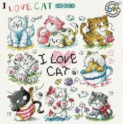 I love Cat (01)