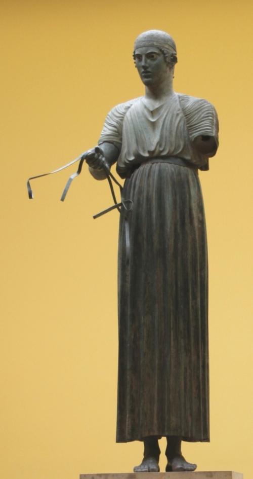 Au musée de Delphes (4)