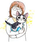 Chi, Un vie de chat