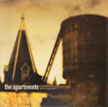 Délicat: The Apartements - Evening visits....(1985 Ed New Rose 1994)