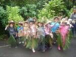 Le projet Ephém'Art à l'école maternelle Ravine Sèche
