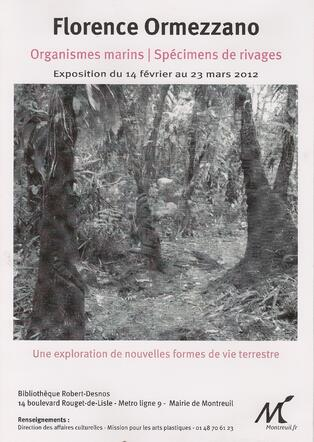 expositions Montreuil