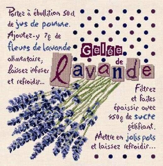 **   LES DERNIERES LAVANDES de L'Eté..!!**