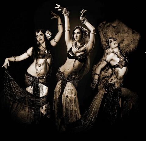 danseuses tribales