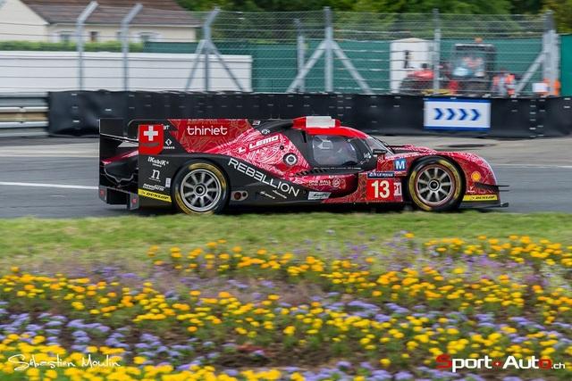 Le Mans 2016 Abandons