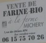 vente de farine bio